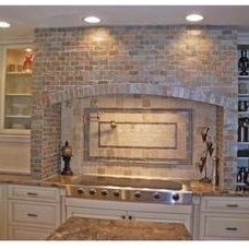 Mediterranean Kitchen by Kitchens Couture