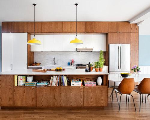 Midcentury Modern Eat In Kitchen Appliance