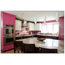 Contemporary Kitchen by A Fillinger Inc