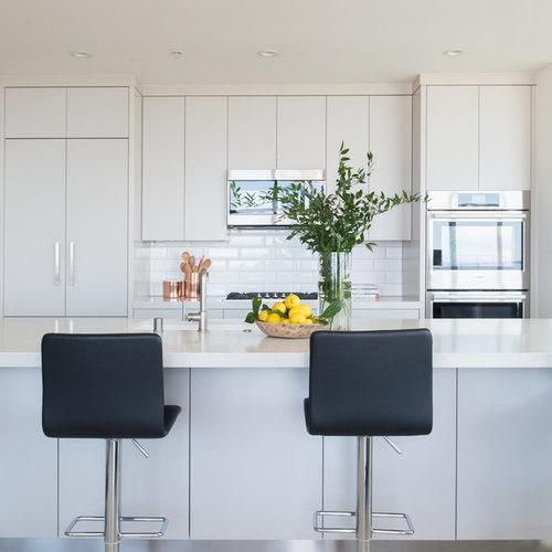 Small Kitchen Design Houzz: Best Kitchen With An Undermount Sink Design Ideas