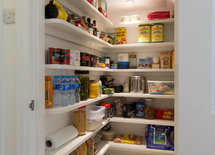 What are the dimensions of the pantry?