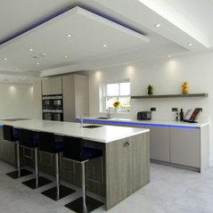 Leicht Kitchen Design Centre - London, Greater London, UK SW8 4AR
