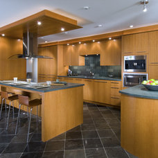Contemporary Kitchen by MCM Design
