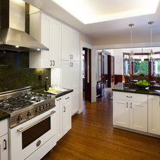 Traditional Kitchen by Cabinets and Beyond Design Studio