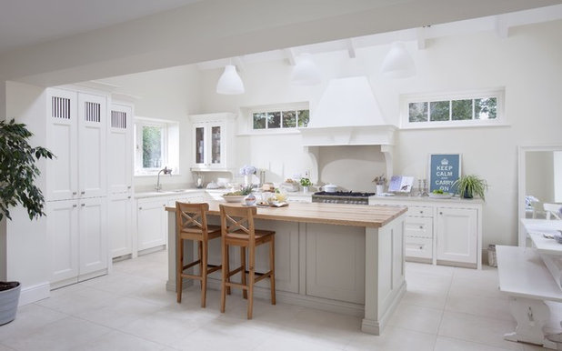 Traditional Kitchen by Noel Dempsey Design