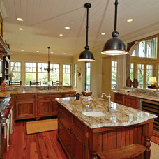 Traditional Kitchen by House Plans and More