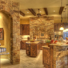 Traditional Kitchen by Sterling Custom Homes
