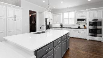 Plano Kitchen & Family Room Remodel
