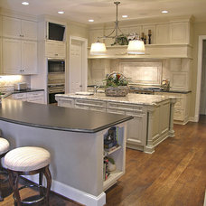 Traditional Kitchen by Brooke B. Sammons