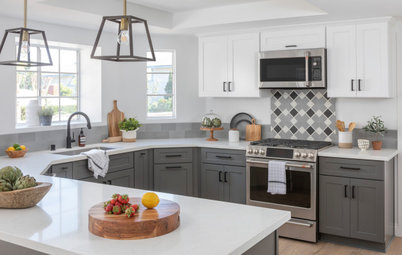 Top Colors and Materials for Counters, Backsplashes and Walls