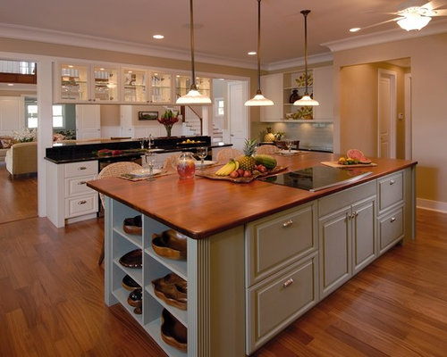 Kitchen Island With Cooktop Electric ~ Island cooktop home design ideas pictures remodel and decor