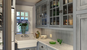 Plantation Inspired Kitchen