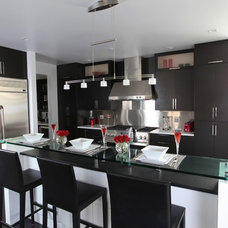 Contemporary Kitchen by Shadow Creek Enterprises