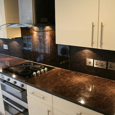 Contemporary Kitchen by Ogle, luxury kitchens, Bathrooms & Stonework