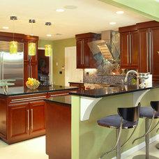 Contemporary Kitchen by Showcase Kitchen & Bath