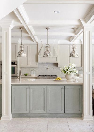 Clásico renovado Cocina by Tobi Fairley Interior Design