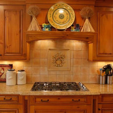 Traditional Kitchen by Michael Piccirillo Architecture PLLC