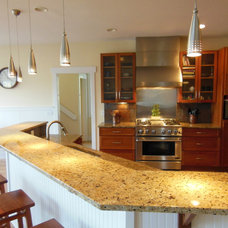 Traditional Kitchen by Design Results