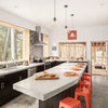 New This Week: 5 Kitchen Island Shapes You Haven't Thought Of