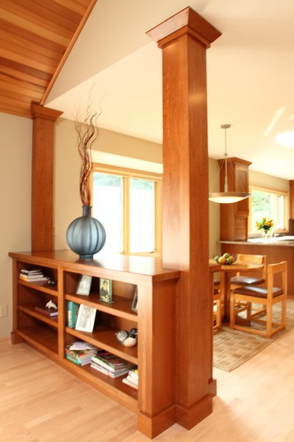 Contemporary Kitchen by Knight Construction Design | Chanhassen, Minnesota