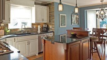 Plymouth kitchen