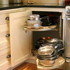 Kitchen by Vetsch Custom Cabinets