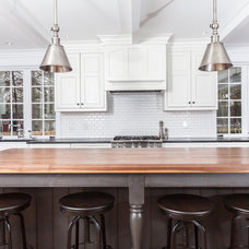 Traditional Kitchen by Timeless Kitchen Cabinetry