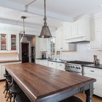 Restoring the Abandoned - Traditional - Kitchen - Philadelphia - by Rittenhouse Builders