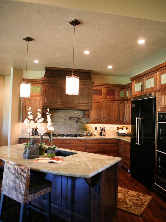 Kitchen Island Shapes granite island shapes | houzz