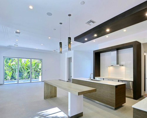 kitchen cabinet soffit poinciana tropical modern 2768