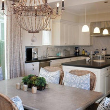 Traditional Kitchen by SC Homes