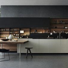 Contemporary Kitchen by Poliform