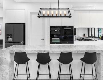 Polyurethane Kitchen and Granite Bench