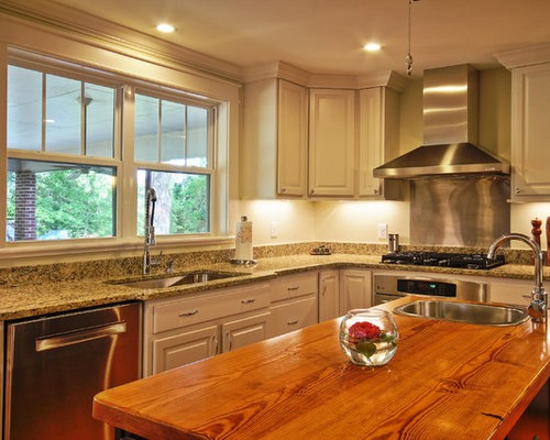 Pomaria- Capital Kitchen Cabinets & Counter Tops, Addition by Lafiite & Gallup