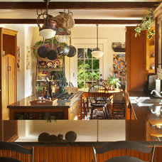 Traditional Kitchen by HartmanBaldwin Design/Build
