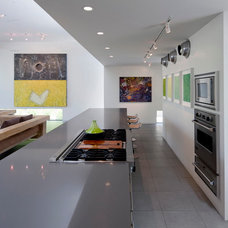 Contemporary Kitchen by Ibarra Rosano Design Architects