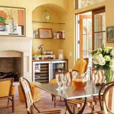Tropical Kitchen by Slifer Designs