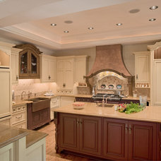 Eclectic Kitchen by Colonial Craft Kitchens, Inc
