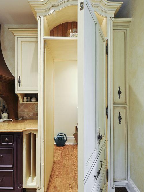 Kitchen Armoire Pantry