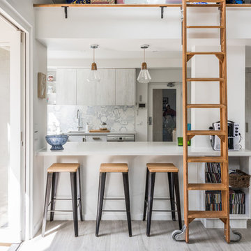 Pool-house Kitchen