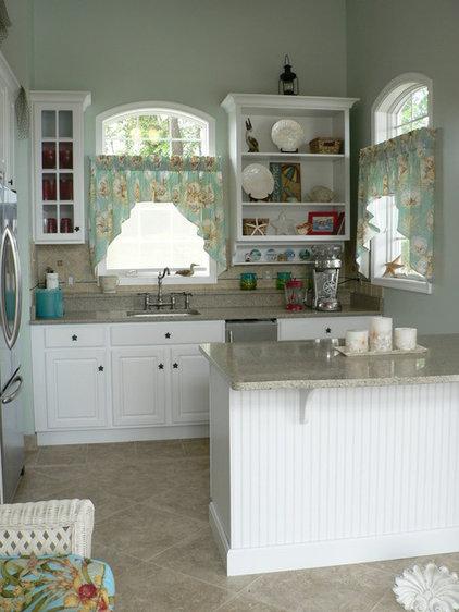 Tropical Kitchen by Reico Kitchen & Bath
