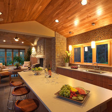 Contemporary Kitchen by McDonald Remodeling