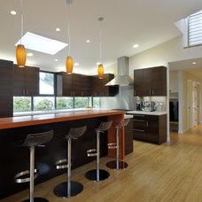 Contemporary Kitchen by Drew Maran Construction