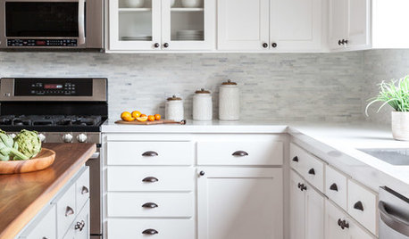 How to Update Your Kitchen Cabinets With Paint