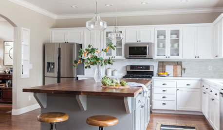 6 Kitchen Makeovers That Benefited From Refaced Cabinets