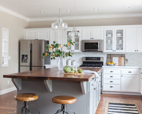 best kitchen design ideas remodel pictures houzz - Kitchen Design Idea