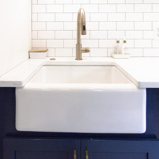 Porcelain Farmhouse Sink