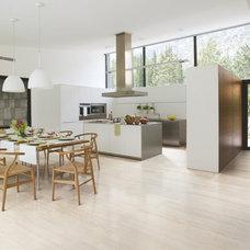 Modern Kitchen by Home Carpet One