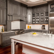 Traditional Kitchen by Nicely Done Kitchens