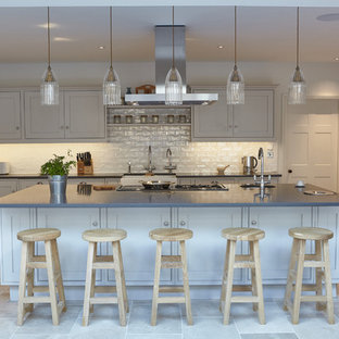 This is an example of a contemporary kitchen in Other.
